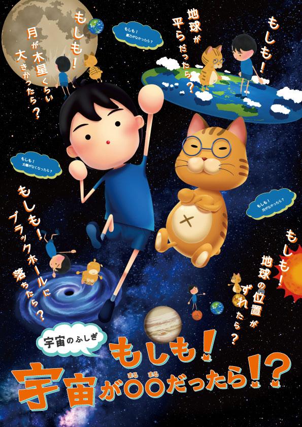 制作:神戸市立青少年科学館  コニカミノルタプラネタリウム